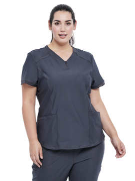 Picture of Cherokee Form Women's V-Neck Top