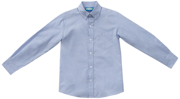Picture of Classroom Uniforms Boys Long Sleeve Oxford
