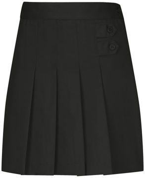 Picture of Classroom Uniforms Girls Stretch Pleated Tab Scooter