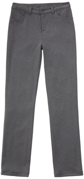 Picture of Classroom Uniforms Girls Youth Ponte Tapered Leg Pant