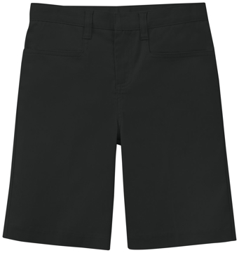 Picture of Classroom Uniforms Girls Stretch Low Rise Short