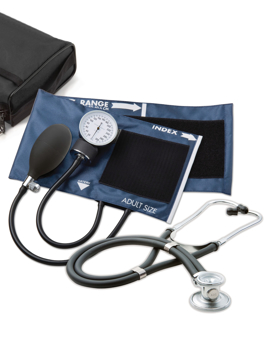 Picture of ADC Economy Kit - Blood Pressure Cuff, Stethoscope, Case