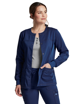 Picture of Dickies Balance Women's Snap Front Jacket