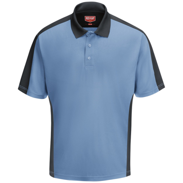 Picture of Red Kap Performance Knit Two-Tone Polo