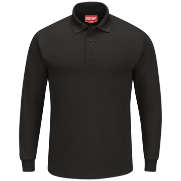 Picture of Red Kap Performance Knit Long Sleeve Core Polo