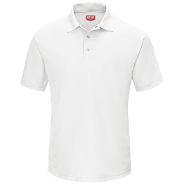 Picture of Red Kap Performance Knit Polo With Gripper Front