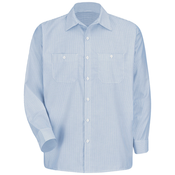 Picture of Red Kap Industrial Stripe Work Shirt