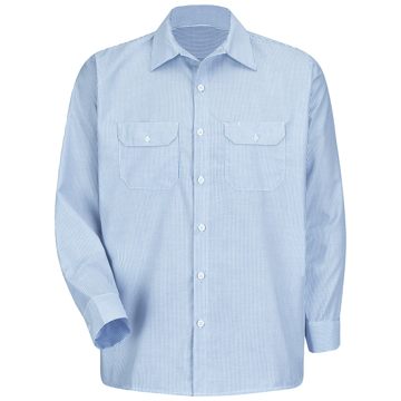 Picture of Red Kap Long Sleeve Deluxe Uniform Shirt