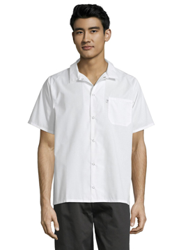 Picture of Uncommon Threads Unisex Extreme Utility Chef Shirt - White